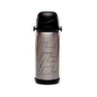 不锈钢真空杯 保温杯运动杯 不锈钢旅游壶 旅行保温保冷杯800毫升银灰色