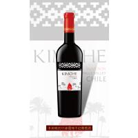 胜利者智利卡米奇其干红葡萄酒750ML