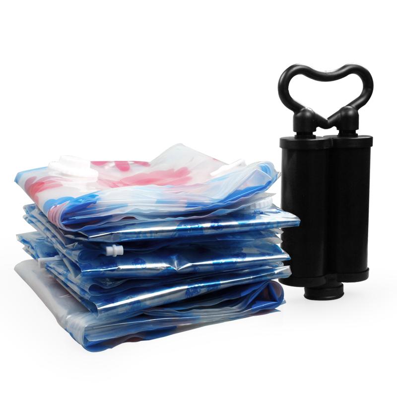新一代防爆加厚真空收纳袋收纳袋60*80厘米复合膜真空压缩袋   颜色*2.9元