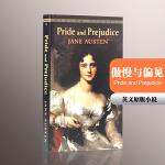 英文原版 傲慢与偏见 Pride and Prejudice 简奥斯汀 世界名著