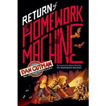 【预订】Return of the Homework Machine 预订商品,需要1-3个月发货,非质量问题不接受退换货。