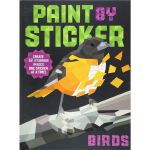 Birds Create 12 Stunning Images One Sticker at a Time!