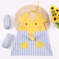 夏季儿童无袖反穿衣吃饭衣宝宝婴儿罩衣画画衣罩衫防水护衣围裙