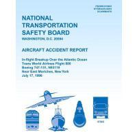 【预订】Aircraft Accident Report: In-Flight Breakup Over the At