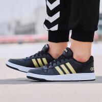 adidas阿迪达斯男子休闲板鞋2018年新款休闲运动鞋DB2603