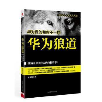 华为狼道(pdf+txt+epub+azw3+mobi电子书在线阅读下载)