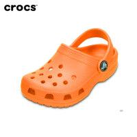 【节日钜惠】Crocs卡洛驰新款儿童洞洞鞋 经典小克骆格 涉水透气沙滩鞋|10006 经典小克骆格