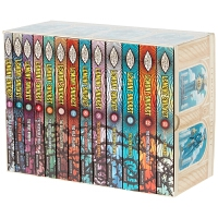 A Series of Unfortunate Events Lemony Snicket 13 Books Collection《雷蒙・斯尼奇的不幸历险》13册全集