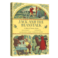 杰克与魔豆 英文原版童话故事书 Jack and the Beanstalk 灰姑娘 睡美人 牛津幼儿童话故事集 英文版
