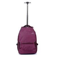 中学生双肩背包拉杆包拉杆旅行包行李包拉杆箱户外装备