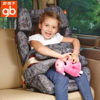 【当当自营】【支持礼品卡】好孩子 CS612安全座椅汽车用9个月-12岁车载安全坐椅 isofix接口CS612-M2