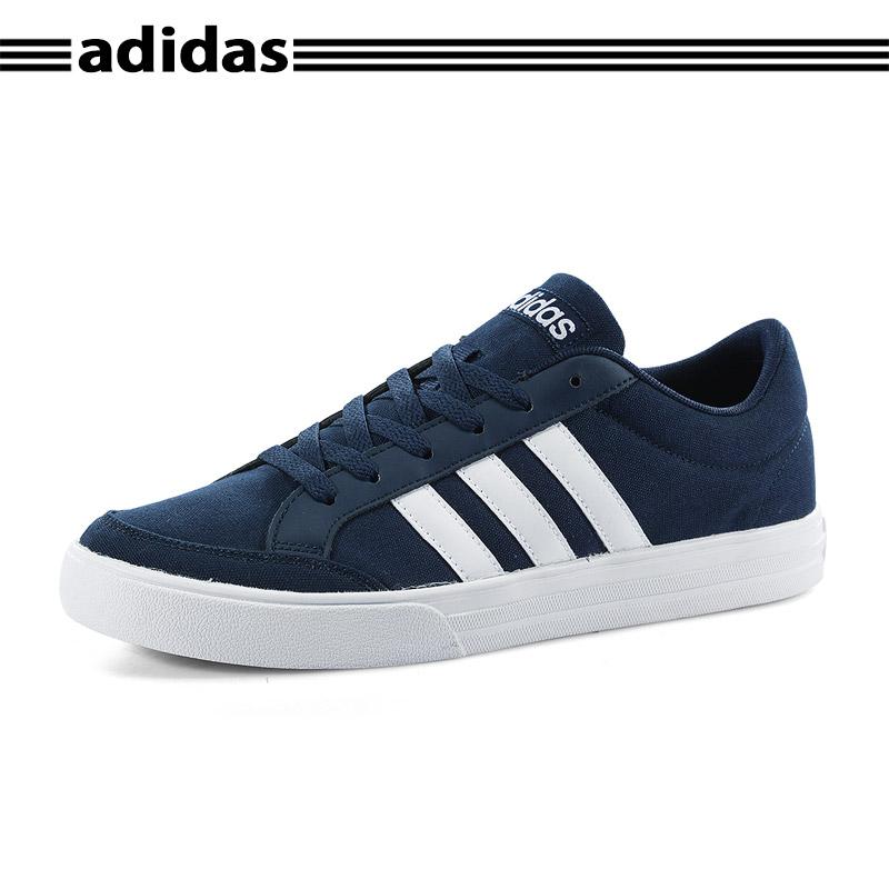 Adidas/阿迪达斯NEO学院风帆布潮鞋AW3891*赔十