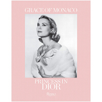 Grace of Monaco 摩纳哥王妃格蕾丝凯莉迪奥王妃 服装摄影书籍 英文原版服装设计作品集