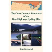 【预订】The Cross Country Adventures of the Blue Highways Cycli