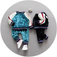 201805091811103760男宝宝2加厚3秋冬装4婴幼儿童装7衣服8小孩9套装1岁半12个月5潮6