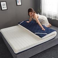 泰国天然乳胶床垫席梦思榻榻米单双人记忆棉1.8m可折叠可定做