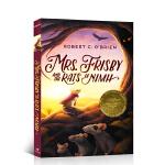 顺丰发货 英文原版小说 Mrs. Frisby and the Rats of NIMH 费里斯比夫人和尼姆的老鼠(1