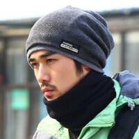 帽子男韩版潮人百搭青年街头保暖冷帽男士毛线帽潮牌针织帽