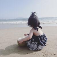 2017夏女童挂脖连衣裙纯棉刺绣花边露背连衣裙