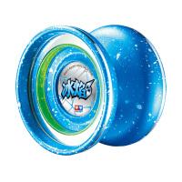 儿童悠悠球传奇再现金属冰焰S爆旋球溜溜球