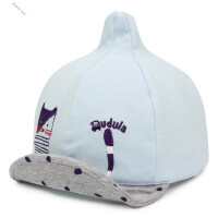 宝宝鸭舌帽 婴儿帽小孩鸭舌帽宝宝遮阳帽卡通翘舌帽