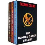 Hunger Games Boxed Set 饥饿游戏3本套装 ISBN 9789810871123