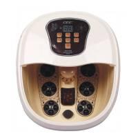 泡脚盆2015足浴盆足浴器按摩自动加热电动洗脚盆自动滚轮足疗器