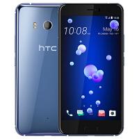 【当当自营】HTC U11 全网通6GB+128GB 皎月银 移动联通电信4G手机 双卡双待