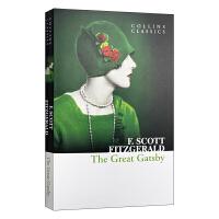 了不起的盖茨比 The Great Gatsby 英文原版小说 美国文学世界名著 华研原版