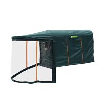 封闭电动三轮车车棚布防雨篷布车篷布包加厚遮阳棚 不含支架新品