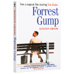 【中商原版】 Forrest Gump 阿甘正传 英文原版小说 经典励志电影原著书