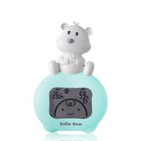 小白熊 小熊电子家用温湿度计 宝宝室内温度表/温度计 09211