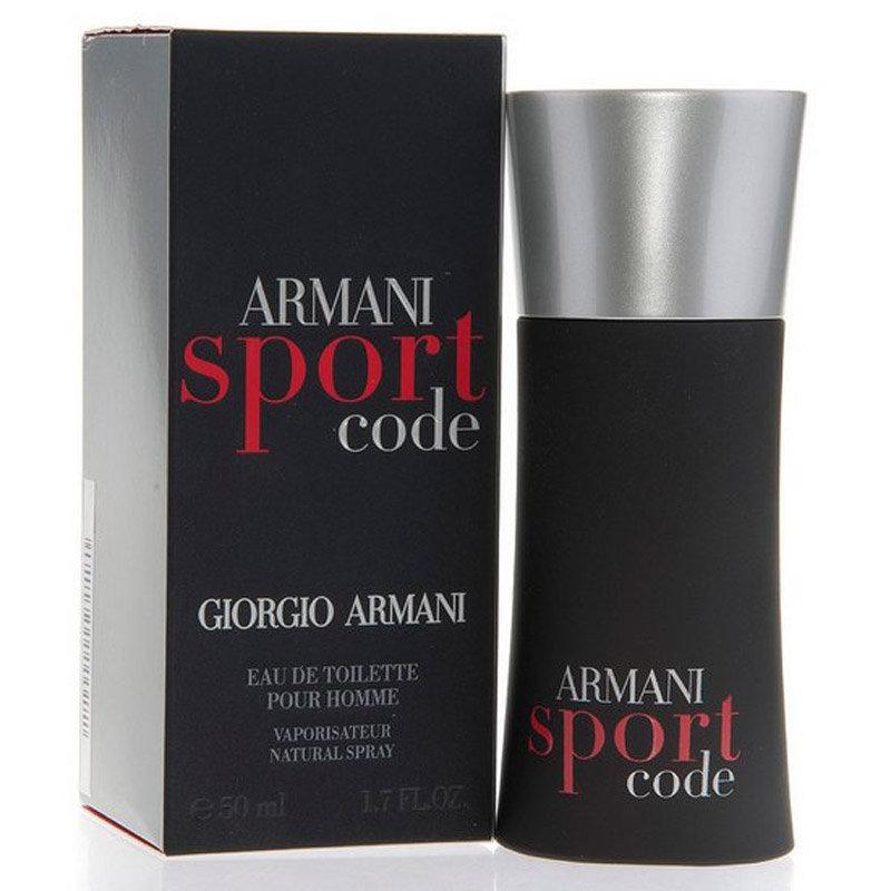 阿玛尼(ARMANI)男士印记香水(运动型)50ml 满100减5,满200减10