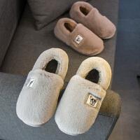 棉拖鞋男士家居室内冬天包跟冬季居家男款家用防滑保暖厚底女秋