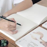 美术素描本小学生用图画本空白纸手绘涂鸦本绘画用品儿童画画本子文艺小清新小孩成人幼儿园画册批发