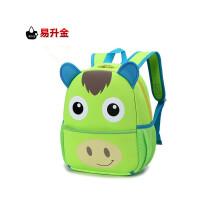 HF 幼儿园3-5岁3D儿童卡通动物潜水料书包双肩宝宝男女童零食袋背包