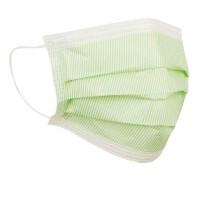 [当当自营]德国DACH 228G 医用外科级口罩(绿色 5只装)欧标 耳戴式 防细菌 防病毒