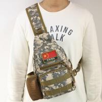 胸包男士包单肩斜挎包男战术背包户外运动多功能腰包弹弓包斜挎包