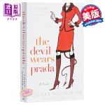 【中商原版】英文原版 The Devil Wears Prada 穿普拉达的女王 时尚女魔头