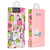 包邮支持礼品卡 浩酷 充电宝 浮雕彩绘 移动电源 iphone7 iphone8 plus 创意卡通iphone6s