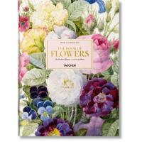The Book of Flowers 花之书 植物花卉插画插图水彩画绘画作品集 艺术绘画作品集