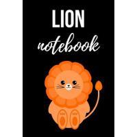 【预订】Lion Notebook: Cute Journal / Notepad / Diary, Gifts For