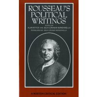Rousseau's Political Writings (Norton Critical Editions) 卢梭