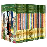 初级章节书 Magic Tree House 神奇树屋系列1-4-5-8-28全套礼盒装 英文原版 儿童章节趣味故事书