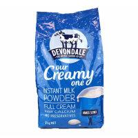 【当当海外购】澳大利亚Devondale德运高钙全脂成人牛奶粉 1kg