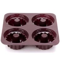法克曼 FACKELMANN 烘培工具 硅胶模具 蛋糕模 689366 棕色