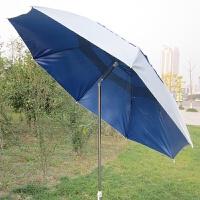 遮阳防雨防紫外线伞 折叠钓鱼伞 渔具垂钓伞 户外垂钓用品 送伞包