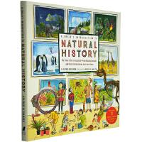 给孩子的自然简史英文原版A Child's Introduction to Natural History 希瑟・亚历山大 科普百科
