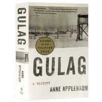 Gulag A History 古拉格 一部历史 英文原版 古拉格监狱 俄罗斯文化历史 Anne Applebaum 安