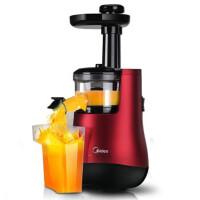 美的(Midea)JS12E51 原汁机 家用多功能慢速豆浆果汁机